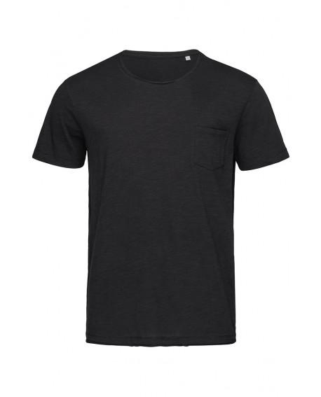 T-shirt Stedman Men Shawn Oversized Slub Crew Neck 140 g/m2 (ST9450)