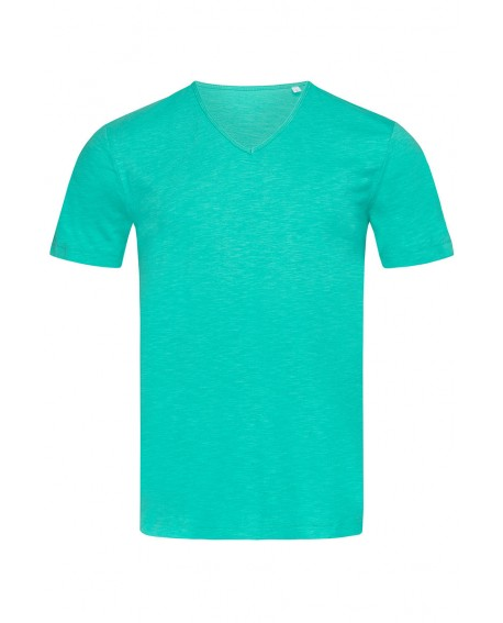 T-shirt Stedman Men SHAWN V-NECK 140 g/m2 (ST9410)