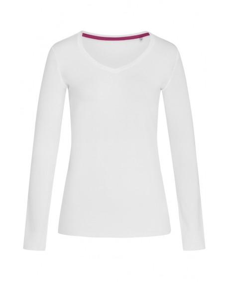 T-shirt z długim rękawem Stedman Women Claire Long Sleeve 170 g/m2 (ST9720)