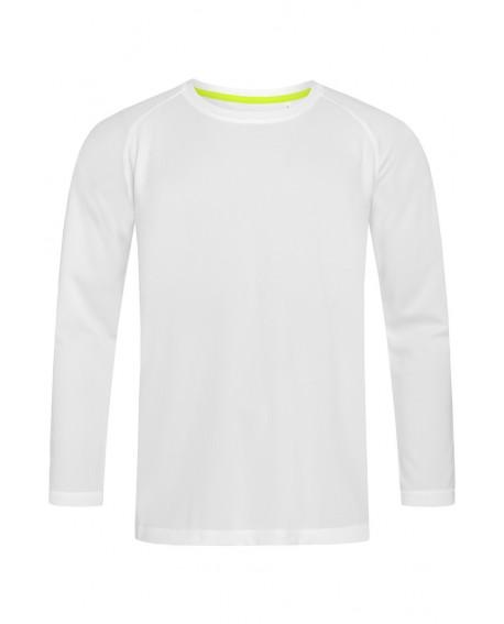 T-shirt poliestrowy Stedman Men Active 140 Long Sleeve 140 g/m2 (ST8420)