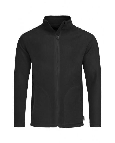 Bluza polar Stedman Men Fleece Jacket 330 g/mb (220 g/m2) (ST5030)
