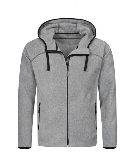 Bluza polar Stedman MEN POWER FLEECE JACKET 280 g/m2 (ST5040)