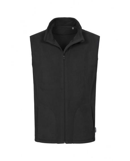 Kamizelka polar Stedman Men Fleece Vest 220 g/m2 (ST5010)