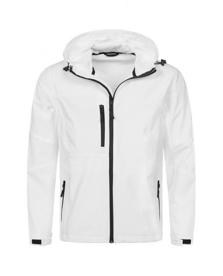 Kurtka męska Stedman Men Softest Shell Hooded Jacket 250 g/m2 (ST5240)