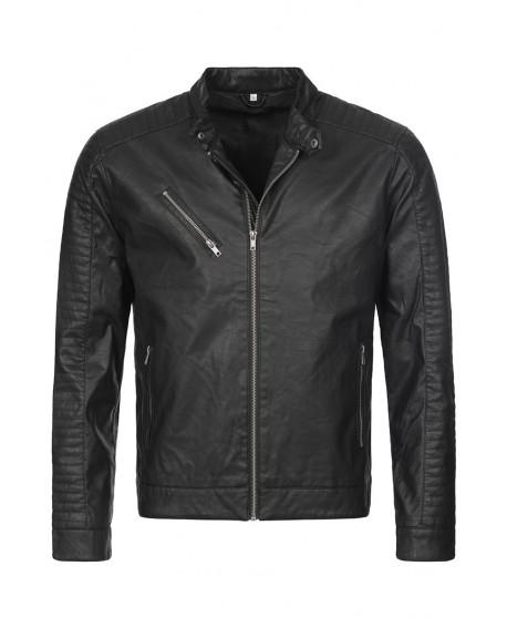 Kurtka męska Stedman Men Biker Jacket (ST5250)