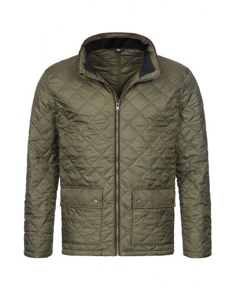 Pikowana kurtka męska Stedman Men Quilted Jacket (ST5260)