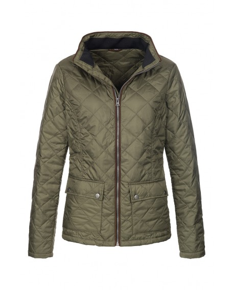 Pikowana kurtka damska Stedman Quilted Jacket (ST5360)