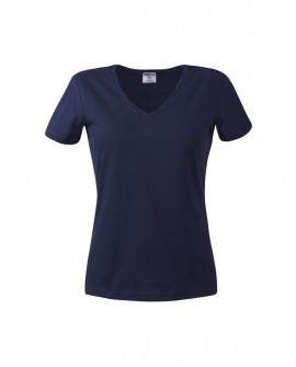 T-shirt v-neck 180 g/m2 KEYA Women (WVS180)