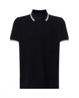 Koszulka polo 2-kolorowa Men 210 g/m2