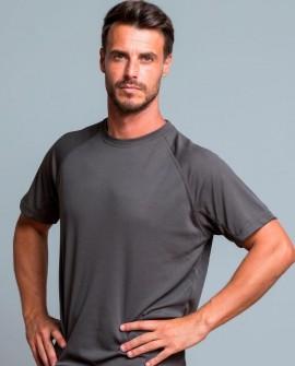 T-shirt poliestrowy sportowy 130 g/m2