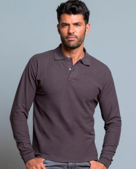 Koszulka polo Men długi rękaw 210 g/m2
