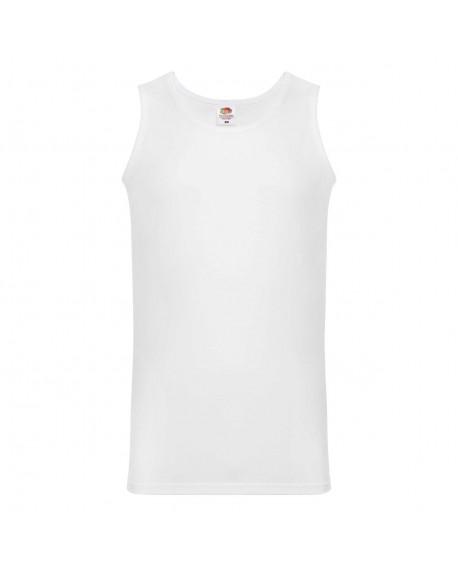 T-shirt Tank Top Fruit Of The Loom Men 165 g/m2