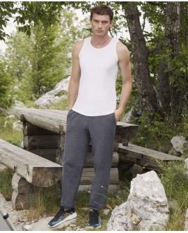 Spodnie dresowe z nogawkami ze ściągaczem Fruit Of The Loom Men