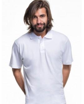 Koszulka polo męska gładka dzianina 180 g/m2