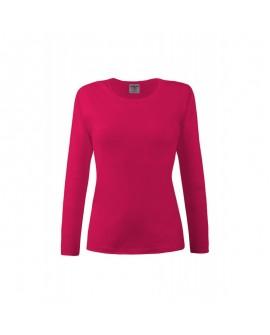 T-shirt damski z długim rękawem KEYA 205 g (WCLS205)