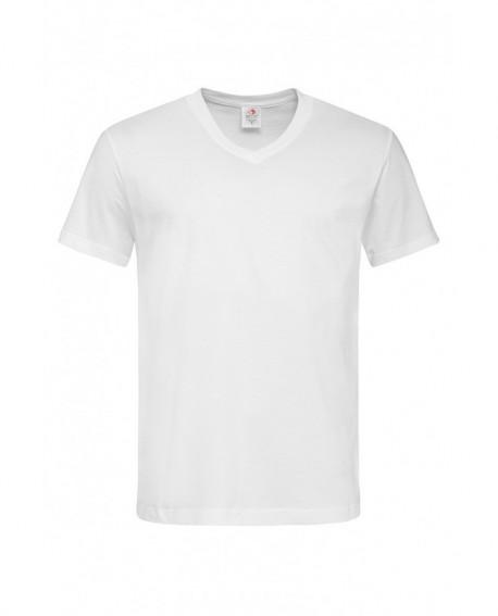 T-shirt Stedman Classic-T V-neck Men 155 g/m2 (ST2300)