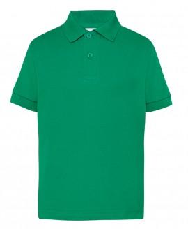 Koszulka polo junior import 200g