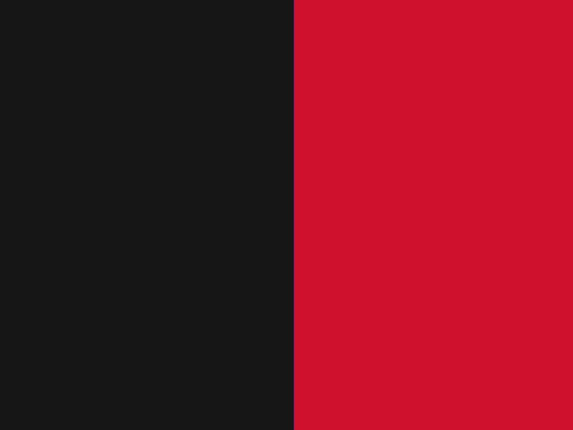 Czarno/czerwony