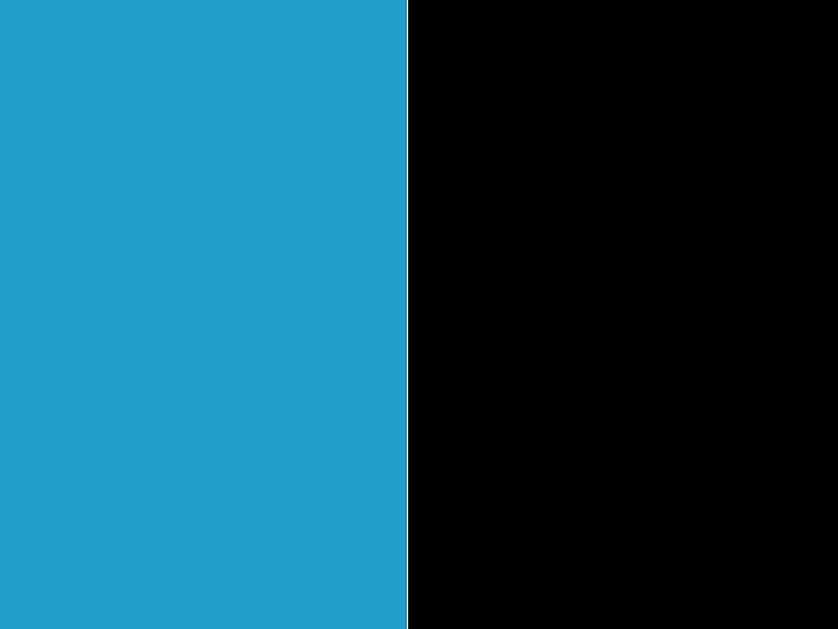 jasno niebieski/czarny